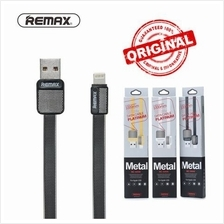 Remax Metal High Speed Micro USB Lightning Type C Data Charging Cable RC-044