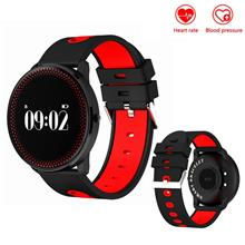 CF007 Heart Rate Blood Pressure Monitor Fitness Tracker Smart Watch