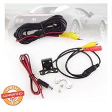CCD Waterproof LED Night Vision Cars Rear View Backup Reverse Parking Camera