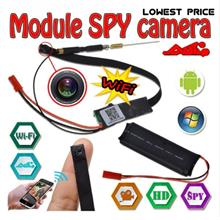 Z7S HD 1080P Spy Camera Mini DIY Module Wifi 24H Remote Monitor Night Vision
