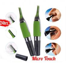 Micro Touch Shaver Soft Max Personal Ear Nose Neck Eyebrow Hair Trimmer Groome