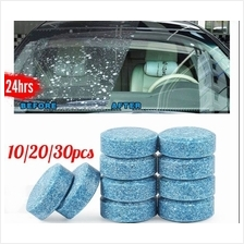 10/20/30pcs Window Wiper Cleaning Tablets Car Windshield Glass Washer Cleaner