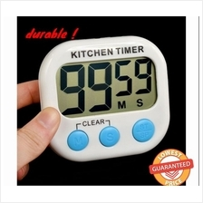 Large LCD Digital Kitchen Cooking Timer Count-Down Up Clock Loud Alarm Magneti