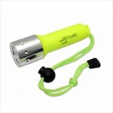 Diving Light LED Flashlight Waterproof Underwater Torch For Snorkeling CREE XP