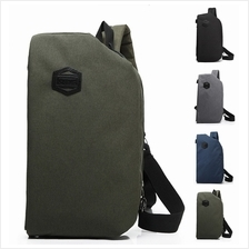 OZUKO Sling Chest Bag New Fasion Casual Outfit for Men Women Travel and Daily