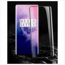 OnePlus 7 / OnePlus 7 Pro 9H Tempered Glass Screen Protector FULL ADHENSIVE FU