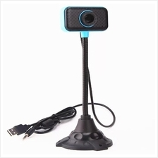 USB Webcam Camera with built-in MIC Microphone for Computer PC Laptop