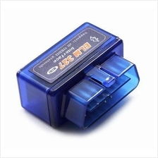 ELM327 Bluetooth OBD2 OBDII Car ECU Scanner for Laptop PC Android iOS