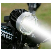 Bicycle Light UltraBright USB CREE XM-L2 T6 1200LM LED Outdoor Cycling