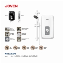 JOVEN SC33P TURBO BOOSTER LOW NOICE AC PUMP