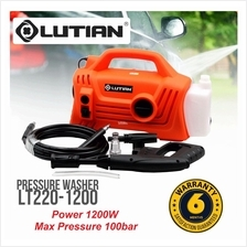 Lutian 1200W 100bar Compact High Pressure Jet Cleaner