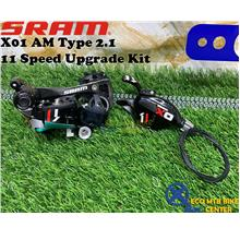 SRAM X01 AM Type 2.1 11 Speed Upgrade Kit RD+Shifter (SPECIAL PROMO)