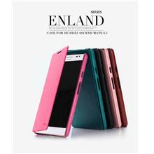 Kalaideng Huawei Ascend Mate 6.1 Flip Case Cover Casing + Free Gifts