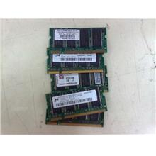 256MB DDR RAM for Notebook 170111