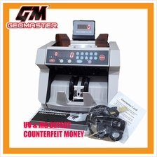 HEAVY DUTY MONEY COUNTER GM2118 NOTE COUNTER- BANKER USE II