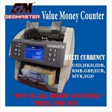 GM1888VC VALUE MONEY COUNTER , NOTE COUNTER