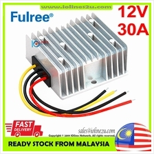 Fulree DC 24V 30A 15V~35V to 12V 30A 360w power converter Step Down Buck Fully