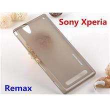 Sony Xperia T2 Ultra XM50h Z2 L50W Silicone TPU Pudding Case + FREE SP