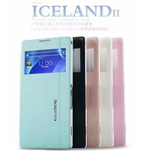 KLD Sony Xperia T2 Ultra XM50h Iceland Series Flip Case + Free Gifts