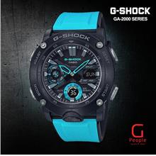CASIO G-SHOCK GA-2000-1A2 WATCH 100% ORIGINAL