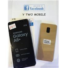 [Y Two Mobile] Demo. Samsung Galaxy A8 Plus 6+64 (SME Set with Box)