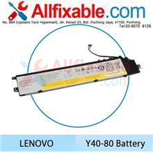 Lenovo Y40-80 Y40 Y40-70 Y40-80FA IdeaPad Erazer Y40-70 Touch Battery
