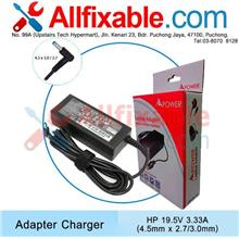HP 19.5V 3.33A 14S-CF 14s-cf0057tx Laptop Adapter Charger