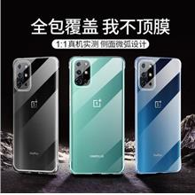 OnePlus 8T phone protection casing cover one plus transparent hard