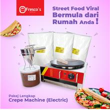 Crepe Machine Electric Package