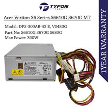 Acer Veriton S6 Series S6610G S670G S680G MT Power Supply PSU 300W