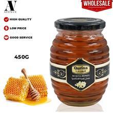 Qurina Acacia Honey 450g \u0642\u0648\u0631\u064a\u0646\u0627 \u0639\u0633\u06