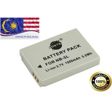 DSTE NB-5L Replacement 3.7V 1500mAh Battery  for Canon IXUS 990 / S110