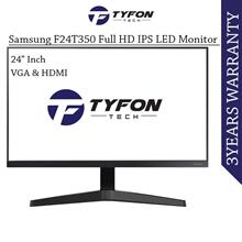 "Samsung 24 "" Inch Widescreen Full HD IPS LED Monitor LF24T350FHEXXM"