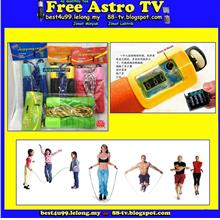 Meter Auto Counter Skipping Jumping Rope Jump Fitness Exercise Slim bb