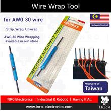 Wire Wrapping Tool, Wire Wrap Tool, Strip, Wrap, Unwrap (Taiwan)