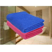 2PCS ABSORBENT MICROFIBER TOWEL BATH QUICK DRYING BATH WET BODY