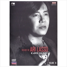 The Best of Ari Lasso Kamu Egois Volume III DVD MTV Karaoke