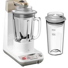 TESCOM Vacuum Juice Blender Clear White - TMV1500SEA)