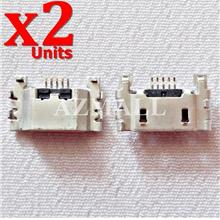2PCS Charging Port Pin Sony Xperia Z Ultra C6802 T2 Z1 Compact D5503