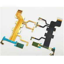 ORI On /Off Power Volume Ribbon Sony Xperia T2 Ultra D5303 D5322 XM50h