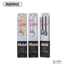 Authentic REMAX RC-044a Type-C Platinum USB Data Cable Samsung S8 Plus