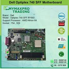 DELL OPTIPLEX 740 SFF Motherboard RY693