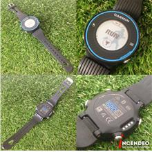 **incendeo** - GARMIN Forerunner 620 Touch Screen GPS Watch