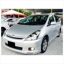 Toyota Wish 2008 Oem Body Kit Skirting With Oem Paint