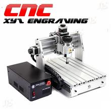 CNC 2520T 3 Axis XYZ Engraving Cutting Plotter Printer Machine