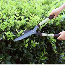 WINSLOW & ROSS Garden Shears for Women, 40% Labor-Saving Hedge Trimmer with S