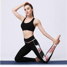 [NK6004] Yoga Fitness Running Breathable Pants