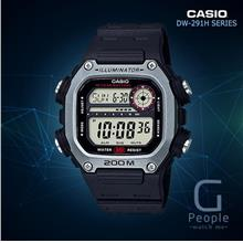 CASIO DW-291H-1A DIGITAL MEN'S WATCH 100% ORIGINAL