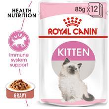 Royal Canin Wet Cat Kitten Pouch 85G x 6