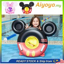 Cartoon Mouse Inflatable Swim Ring Pool Float Swimming Ring Swimming Pool Tube